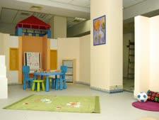 """מרכז הגנה לילדים ולנוער [צילום: יחידת הצילום. בי""""ח שיבא]"""
