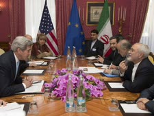 """המו""""מ על הסכם הגרעין [צילום: AP]"""