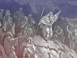 מרד החשמנואים [צילום: צייר גוסטב דורה]