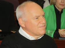 שופט בית המשפט העליון, עוזי פוגלמן [צילום: איציק וולף]