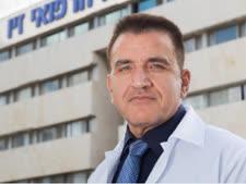 """ד""""ר סלמן זרקא [צילום: המרכז הרפואי זיו]"""