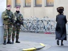 יהודי באנטוורפן שבבלגיה [צילום: AP]