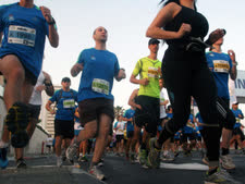 רצים בשישי [צילום אילוסרטציה: פלאש 90]