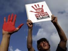 סיכול עתידי לשחרור 'עם דם על הידיים' [צילום: AP]