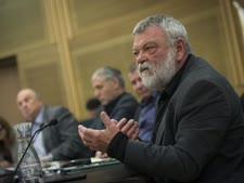 הדיון בוועדה [צילום: יונתן זינדל/פלאש 90]