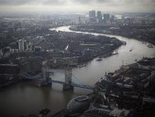 הסיטי של לונדון. חוסר בהירות [צילום: מאט דונהאם, AP]