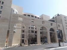 מלון מצודת דוד, ירושלים [צילום: איתמר לוין]