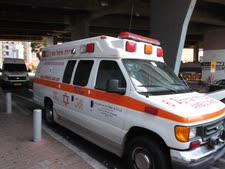 הטענה: אונס באמבולנס