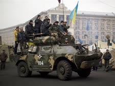 היערכות ממשית לאפשרות של מלחמה [צילום: AP]