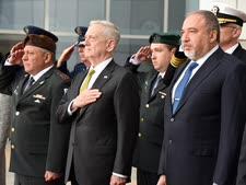 מסדר כבוד בבסיס הקריה [צילום: אריאל חרמוני, משרד הביטחון]