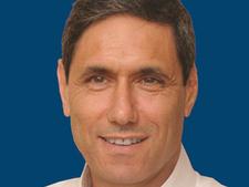 יצחק מירון, ראש עיריית עפולה [צילום: אתר העירייה]
