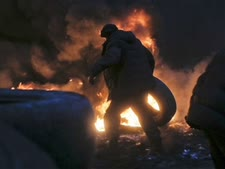האופוזיציה: לפחות 100 נהרגו [צילום: AP]