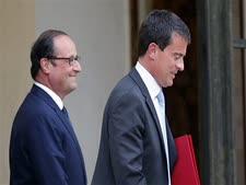 מנואל ואלס לאחר פגישה עם הנשיא [צילום: AP]