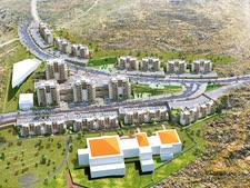 הדמיית בתי הפרויקט החדש
