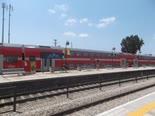 תחנת הרכבת בבנימינה [צילום: איתמר לוין]