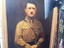 דיוקנו של היטלר [צילום: באדיבות יואב לימור]
