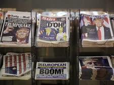 זינוק בזכות הבחירות [צילום: מאט דונהם, AP]