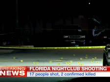 זירת הירי בפלורידה