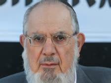 הרב רבינוביץ'. חטא לא ללמוד מתמטיקה [צילום: פלאש 90]
