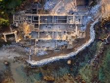נמל קיסריה [צילום: גריפין צילום אוויר]