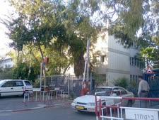 בית החולים אברבנאל. זירת האירועים