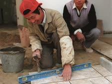 פועלים מסין [צילום: פלאש 90]