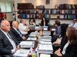 הוועדה למינוי שופטים [צילום: יונתן זינדל/פלאש 90]
