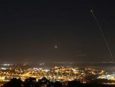 יירוטים מעל גוש-דן [צילום: פלאש 90]