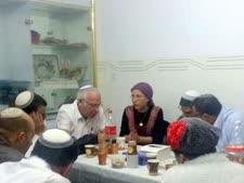 חברי הבית היהודי בבית המכפלה