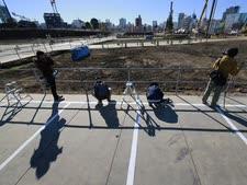 אתר האיצטדיון האולימפי [צילום: שיזו קמביאסי, AP]