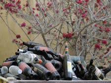 בקבוק בלי פקק [צילום: לואי פישר/פלאש 90]