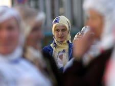 המוסלמית בישראל. הכי פורייה [צילום: AP]