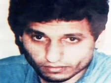 מוחמד דף בתמונה משנות ה-90'