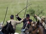 שחזור קרב גטיסברג [צילום: מאט רורק/AP]