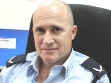 רוני ריטמן [צילום: דוברות המשטרה]