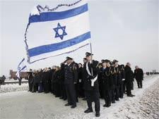 משלחת הכנסת לפולין [צילום: AP]