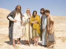 היהודים באים. עונה שלישית [צילום: רפי דלויה]