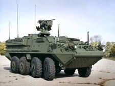 רכב הלחימה סטרייקר [צילום: US Army]