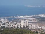 הובטח נוף למפרץ חיפה