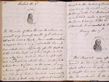 כתב יד של אוסטין [צילום: הספרייה הבריטית]