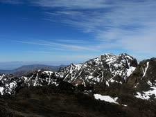 הרי האטלס. תחושות פחד
