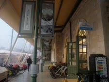 מתחם התחנה הראשונה [צילום: איתמר לוין]