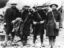 חיילים אמריקנים בצרפת ביום חתימת הסכם שביתת הנשק