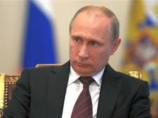 ולדימיר פוטין. סימנים של הונאה [צילום: AP]