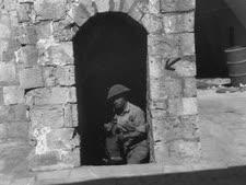 חייל על הר ציון במלחמת הקוממיות