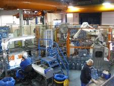 """מפעל נביעות בקרית שמונה [צילום: יח""""צ]"""