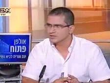 אייל יצחקי, השמאי הממשלתי [צילום: מן הטלוויזיה]