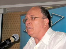 """שלמה ברימן, מנכ""""ל חברת נמלי ישראל"""