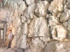 הוכחה ליישות עירונית לפני 3,700 שנה [צילום: רשות העתיקות]
