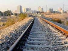 """המסילה לבאר שבע [צילום: לע""""מ]"""